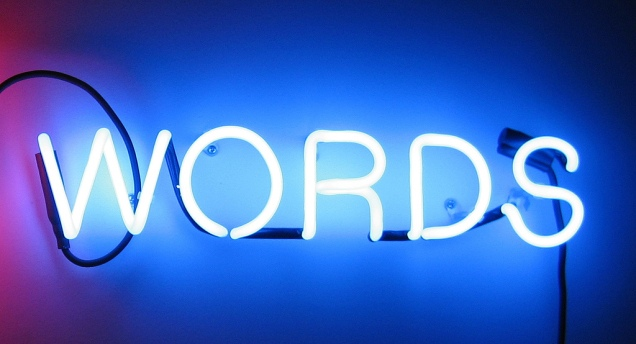 words image light