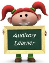 auditory-learner