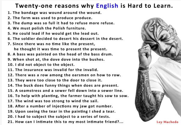 21-reasons-english-is-hard-to-learn